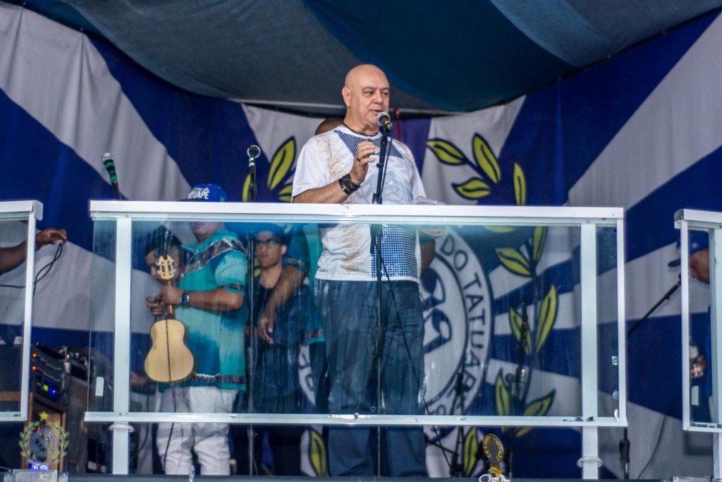 Eduardo dos Santos na Tatuapé