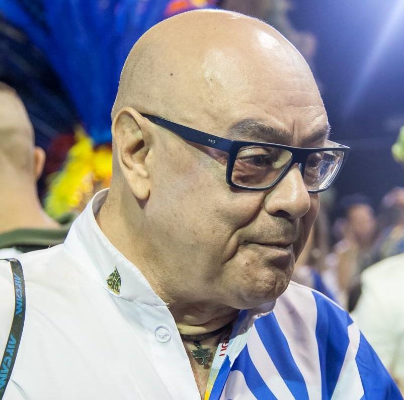 Eduardo dos Santos - Presidente da Acadêmicos do Tatuapé