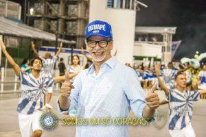 Wagner Santos - Acadêmicos do Tatuapé