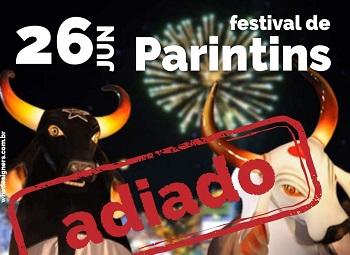 Festival de Parintins 2020 é adiado