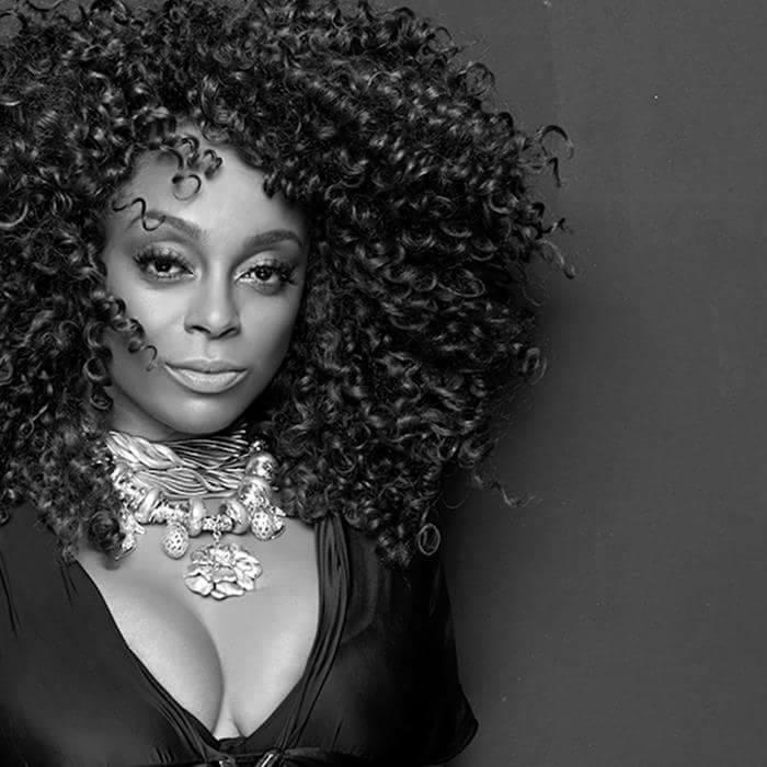 Paula Lima é samba, é soul, é groove, é black music